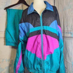 Vintage Plus Sz Track Suit